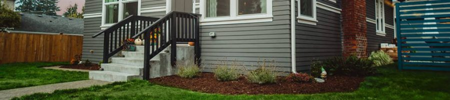 Home radon level testing